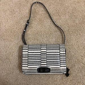 Rebecca Minkhoff snakeskin purse